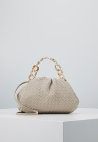 Gina Tricot - ALARA BAG - Handbag - beige - 0