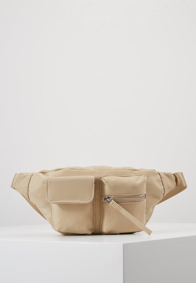 AGNES WAIST BAG - Bæltetasker - beige