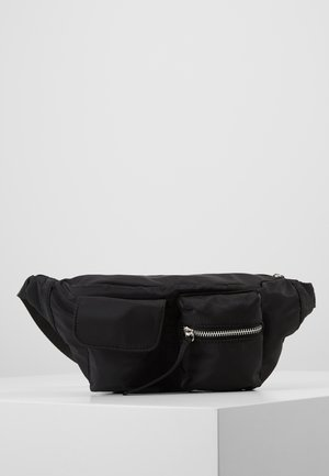 AGNES WAIST BAG - Bæltetasker - black