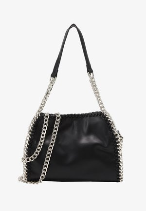 MALVI BAG - Olkalaukku - black
