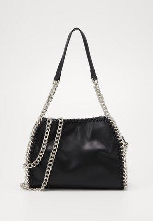 MALVI BAG - Across body bag - black