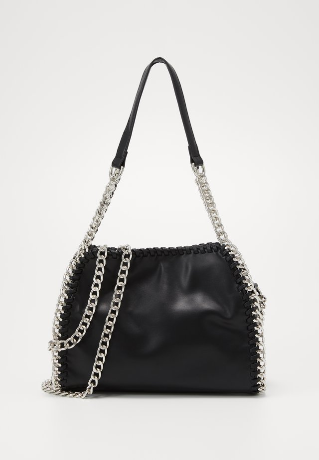 MALVI BAG - Across body bag - black