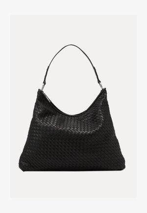 NINA BAG - Velká kabelka - black