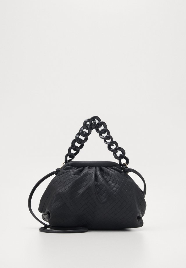 SERENA BAG - Across body bag - black