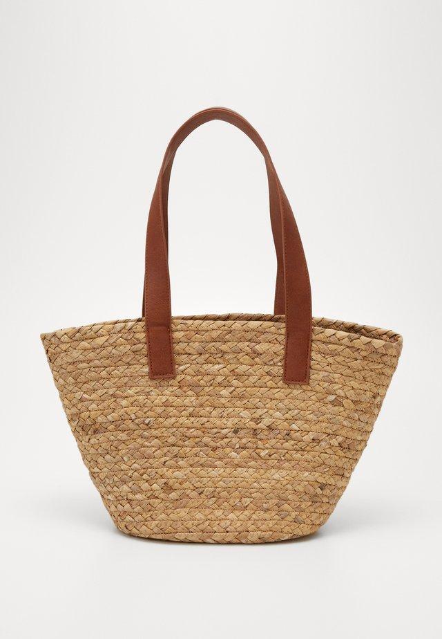 HANNA - Handtasche - beige