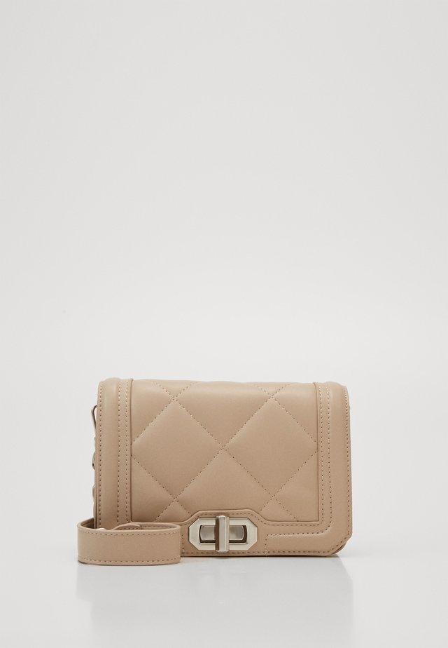 JENNI BAG NEW JENNIFER - Across body bag - beige