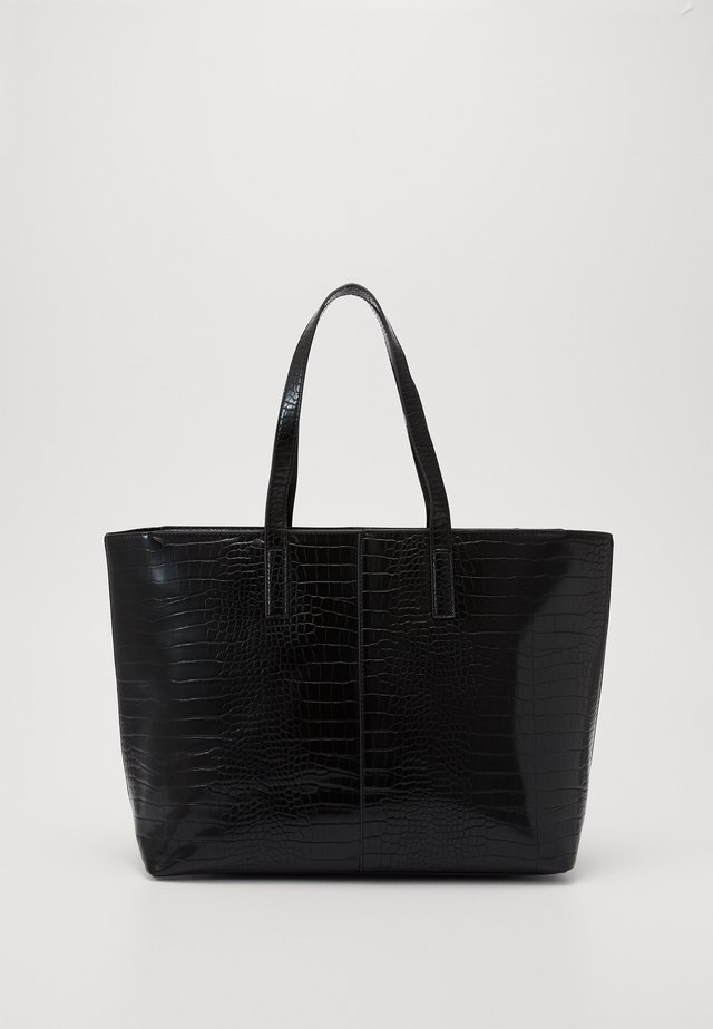 ISABELLE SHOPPER - Shopping Bag - black