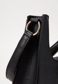 Gina Tricot - SOPHIE BAG - Handbag - black - 5