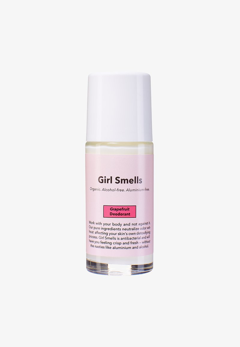 Girl Smells - DEODORANT 50ML - Deodorante - grapefruit