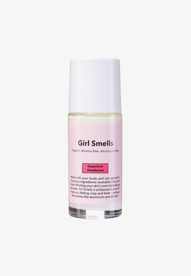 Girl Smells - DEODORANT 50ML - Deodorant - grapefruit