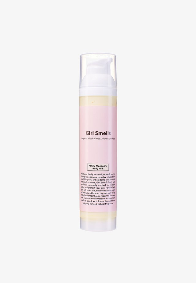 BODY MILK 100ML - Fugtighedscreme - vanille mandarine
