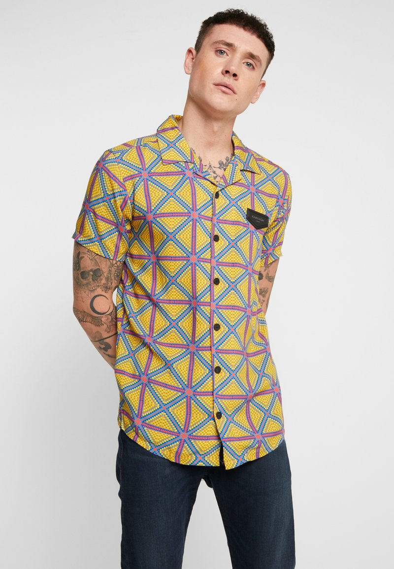 Gianni Kavanagh - ETHNIC SHIRT COLLETION - Shirt - multi-coloured
