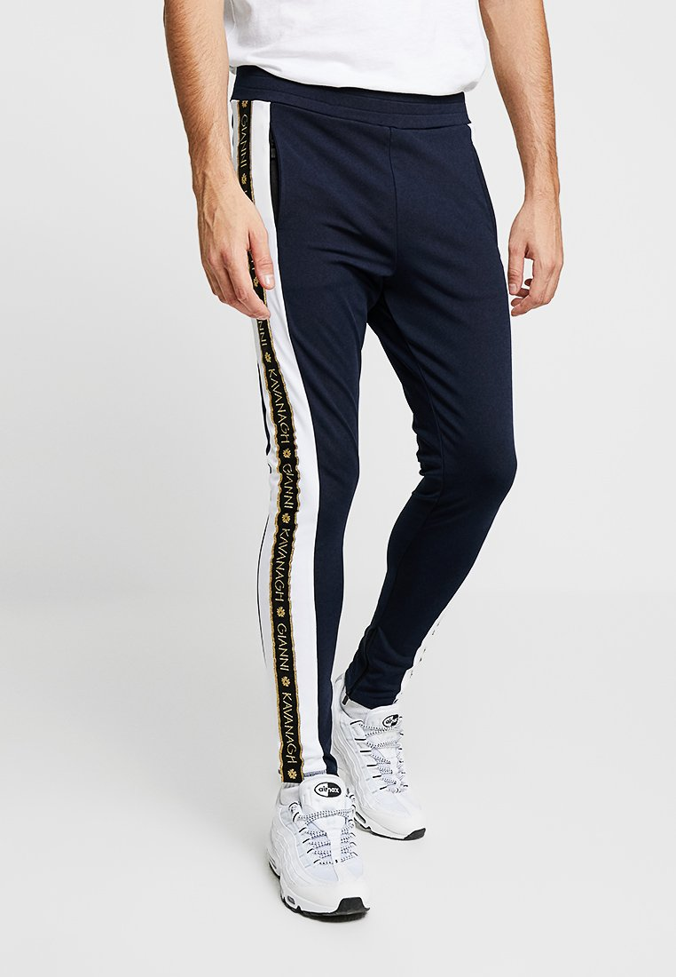 Gianni Kavanagh - LUREX RIBBON - Trainingsbroek - navy blue