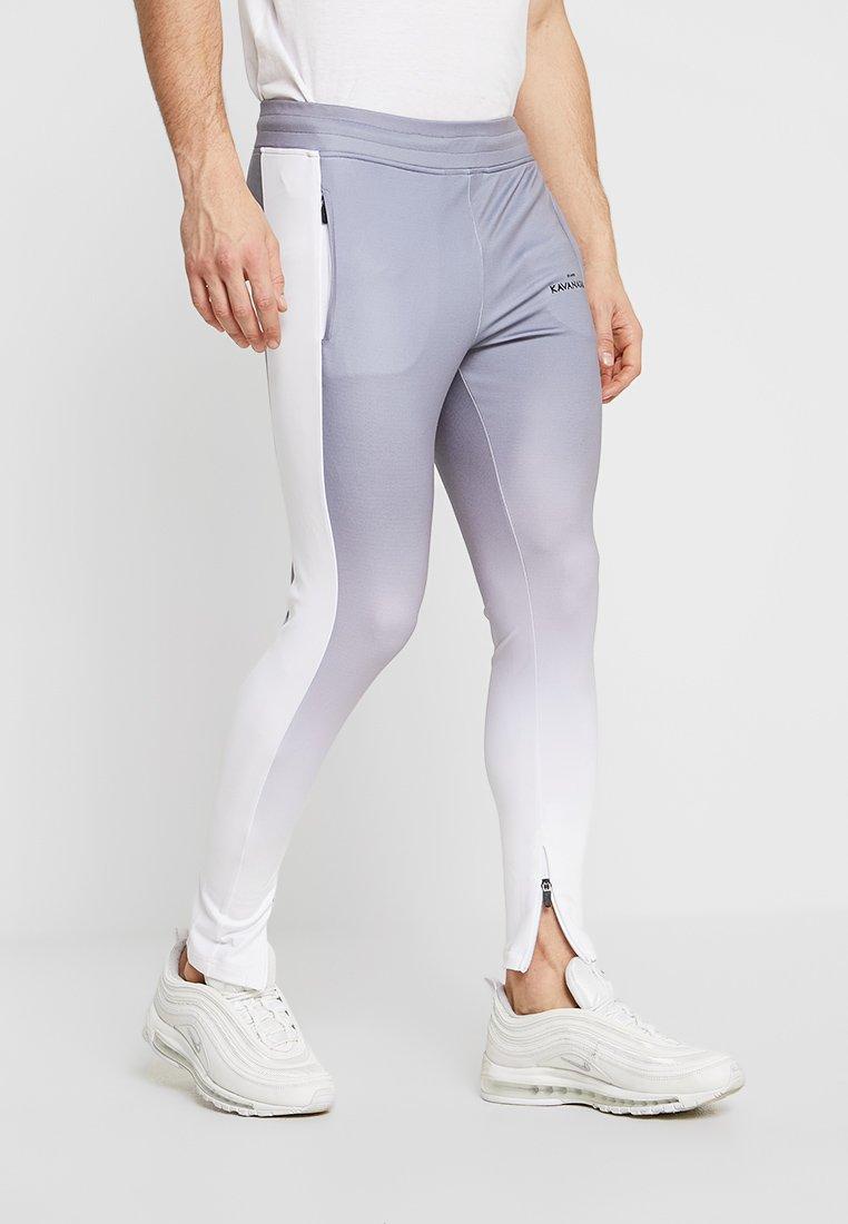 Gianni Kavanagh - FADED WITH DETAILS - Pantalon de survêtement - grey