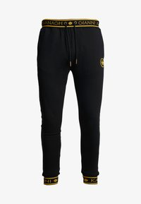 Gianni Kavanagh - BACK JOGGERS  - Tracksuit bottoms - black - 3