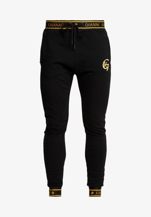FUSION - Pantalon de survêtement - black