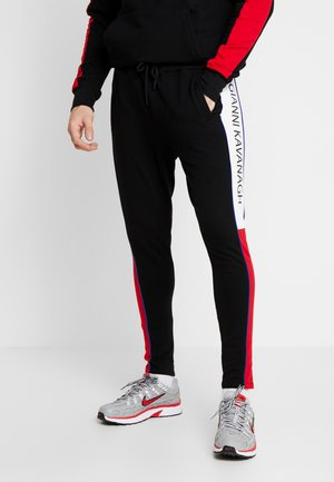 BLACK RACER BLOCK JOGGERS - Trainingsbroek - black
