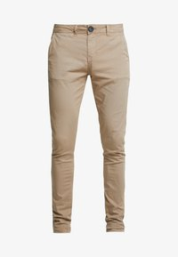 Gianni Kavanagh - BLACK CHINO PANTS - Chino - camel - 3