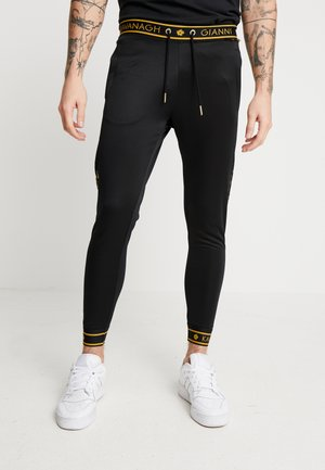 DETAIL JOGGERS - Trainingsbroek - black
