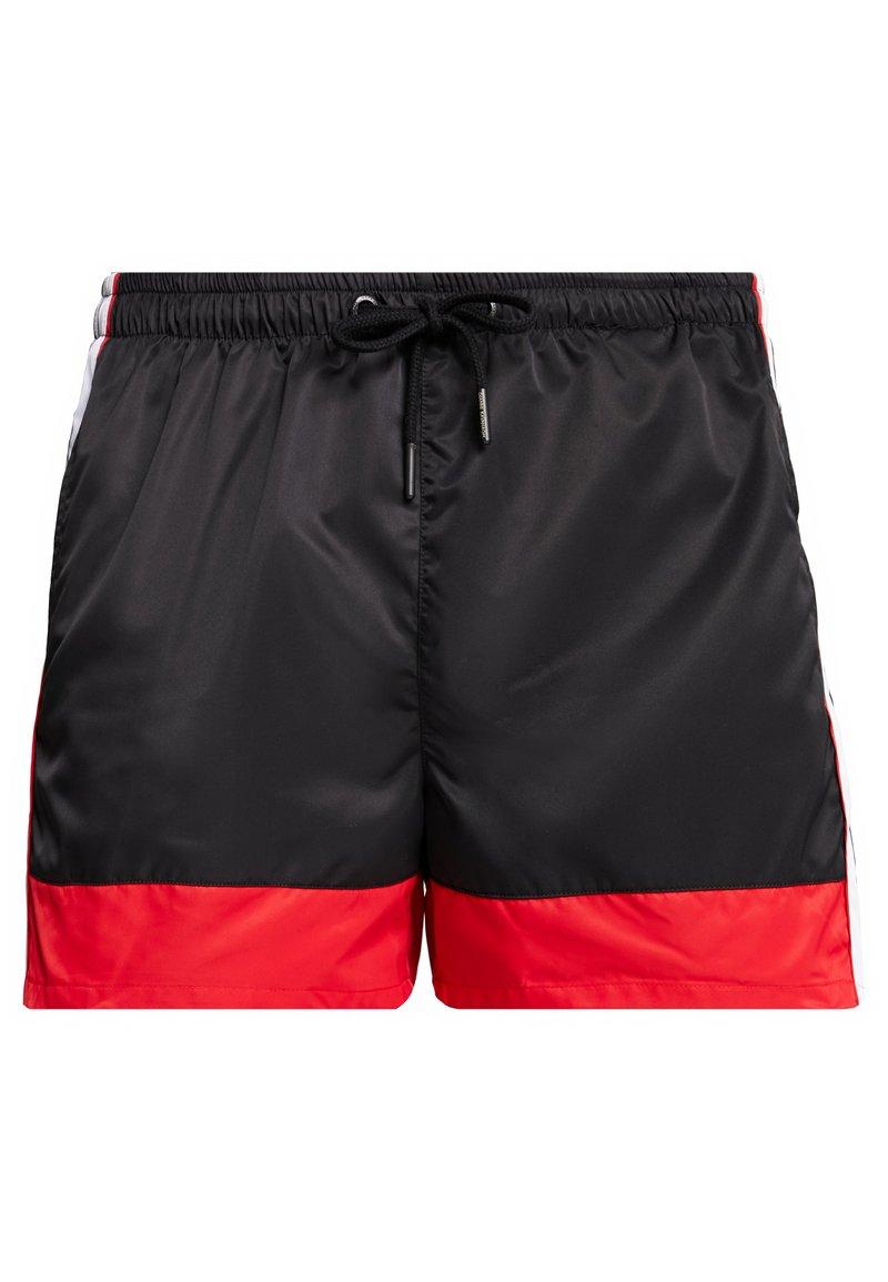 Gianni Kavanagh - Shorts - black/white