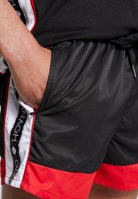 Gianni Kavanagh - Shorts - black/white - 4