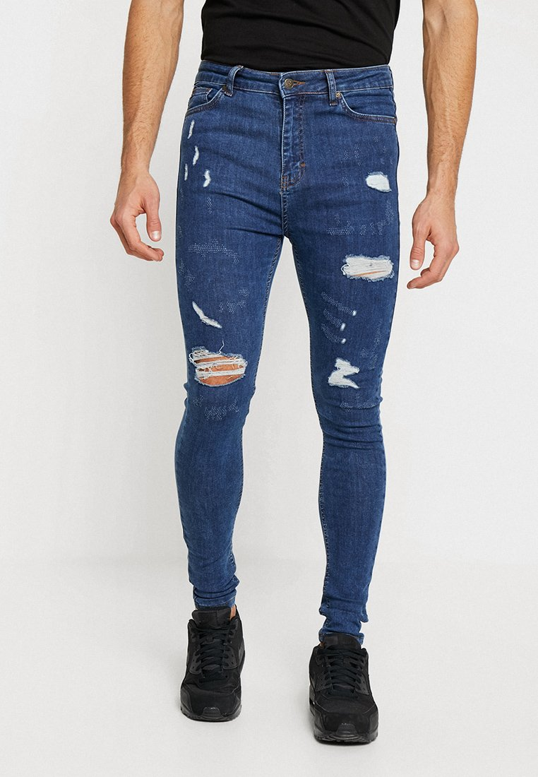 Gianni Kavanagh - LASER - Jeans Skinny - dark blue