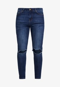 Gianni Kavanagh - RIPPED KNEES - Jeans Skinny - blue - 4