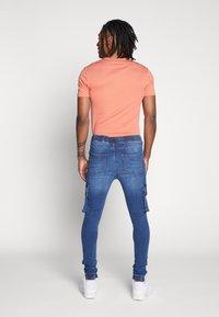 Gianni Kavanagh - Jeans slim fit - dark blue - 2