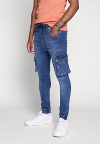 Gianni Kavanagh - Jeans slim fit - dark blue - 0