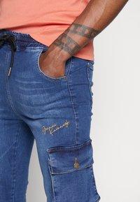Gianni Kavanagh - Jeans slim fit - dark blue - 5