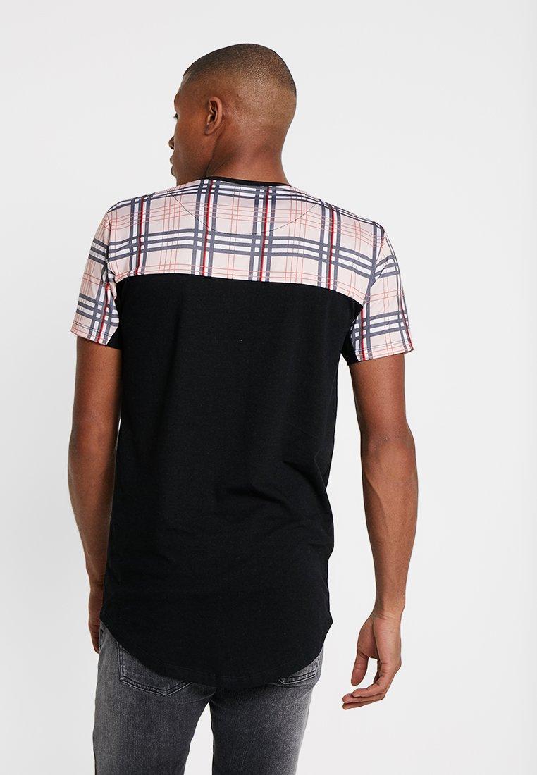 shirt Imprimé British Black Gianni Kavanagh TartanT TlFKJc31