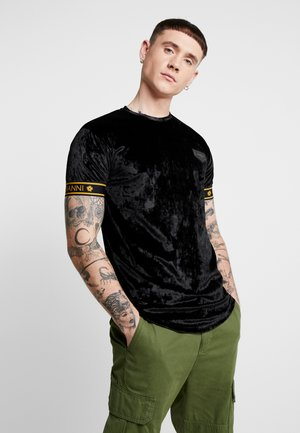 PARTY TEE - Camiseta estampada - black