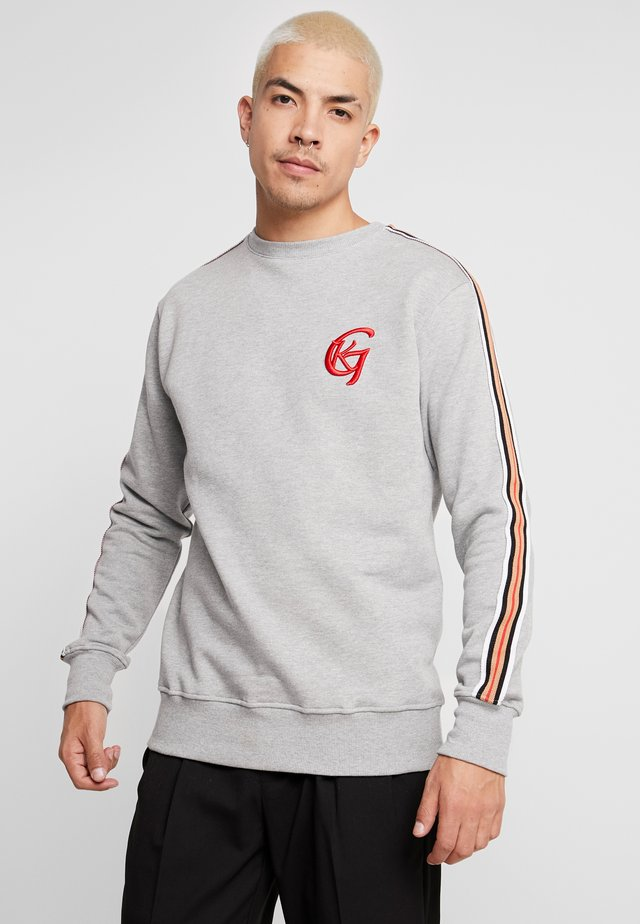 OLD SCHOOL - Sweatshirt - grey