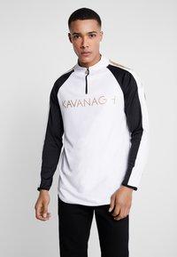 Gianni Kavanagh - FLASH GOLD - Sweatshirt - white - 0