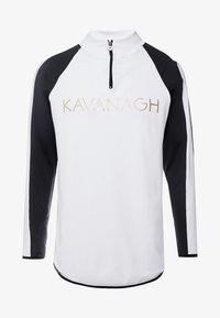 Gianni Kavanagh - FLASH GOLD - Mikina - white - 4
