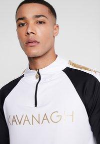 Gianni Kavanagh - FLASH GOLD - Sweatshirt - white - 3