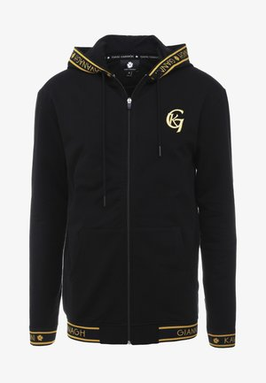 FUSION JACKET - Collegetakki - black