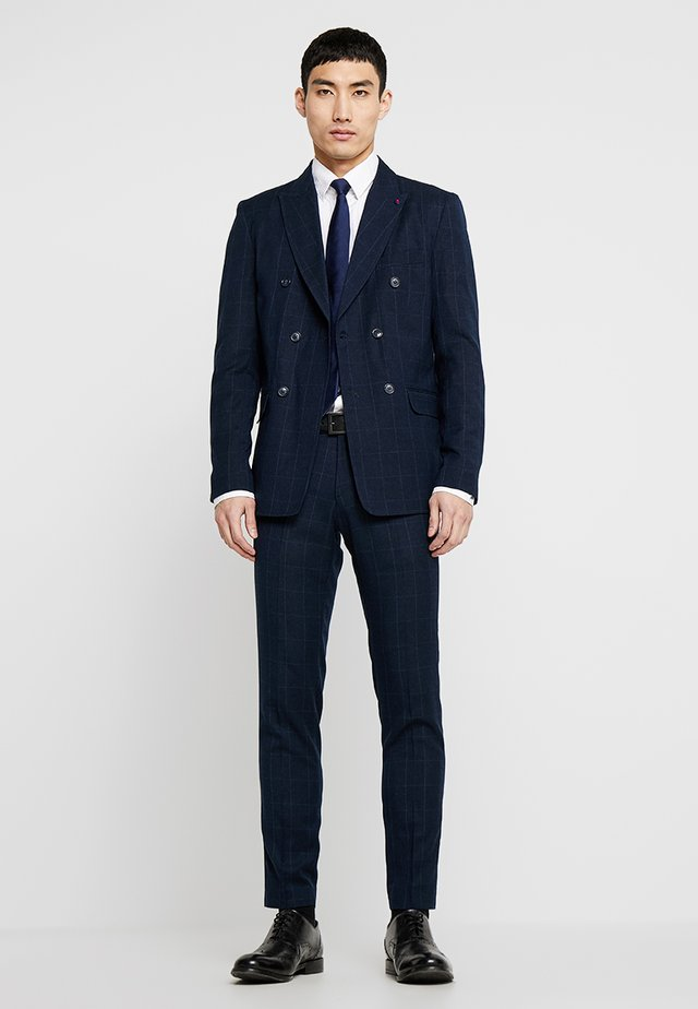GIACCA - Suit - blue