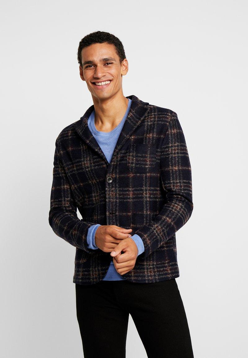 Gianni Lupo - GIACCA - Blazer jacket - blue