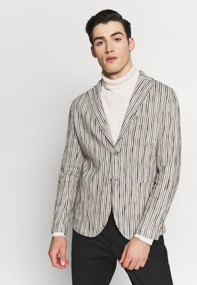 JACKET - blazer - beige