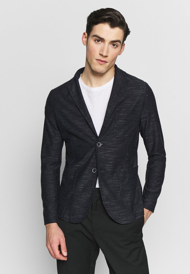 JACKET - Blazer jacket - blue