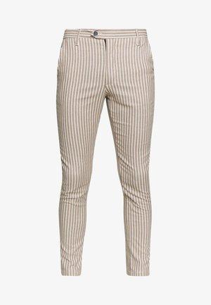 PANTS - Bukser - beige