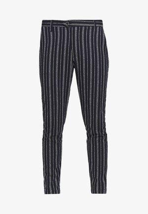 PANTS - Oblekové kalhoty - blue