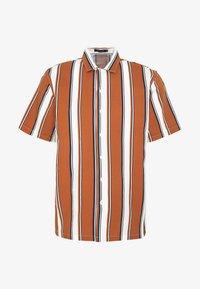 Gianni Lupo - HAWAIIAN  - Košile - brown - 4