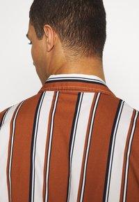 Gianni Lupo - HAWAIIAN  - Košile - brown - 3