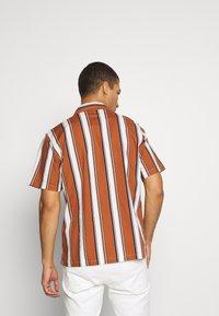 Gianni Lupo - HAWAIIAN  - Košile - brown - 2