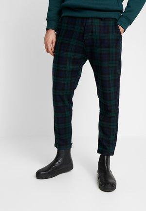 PANT - Spodnie materiałowe - blue