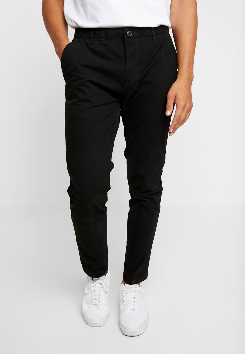 Gianni Lupo - PANT - Chinos - black