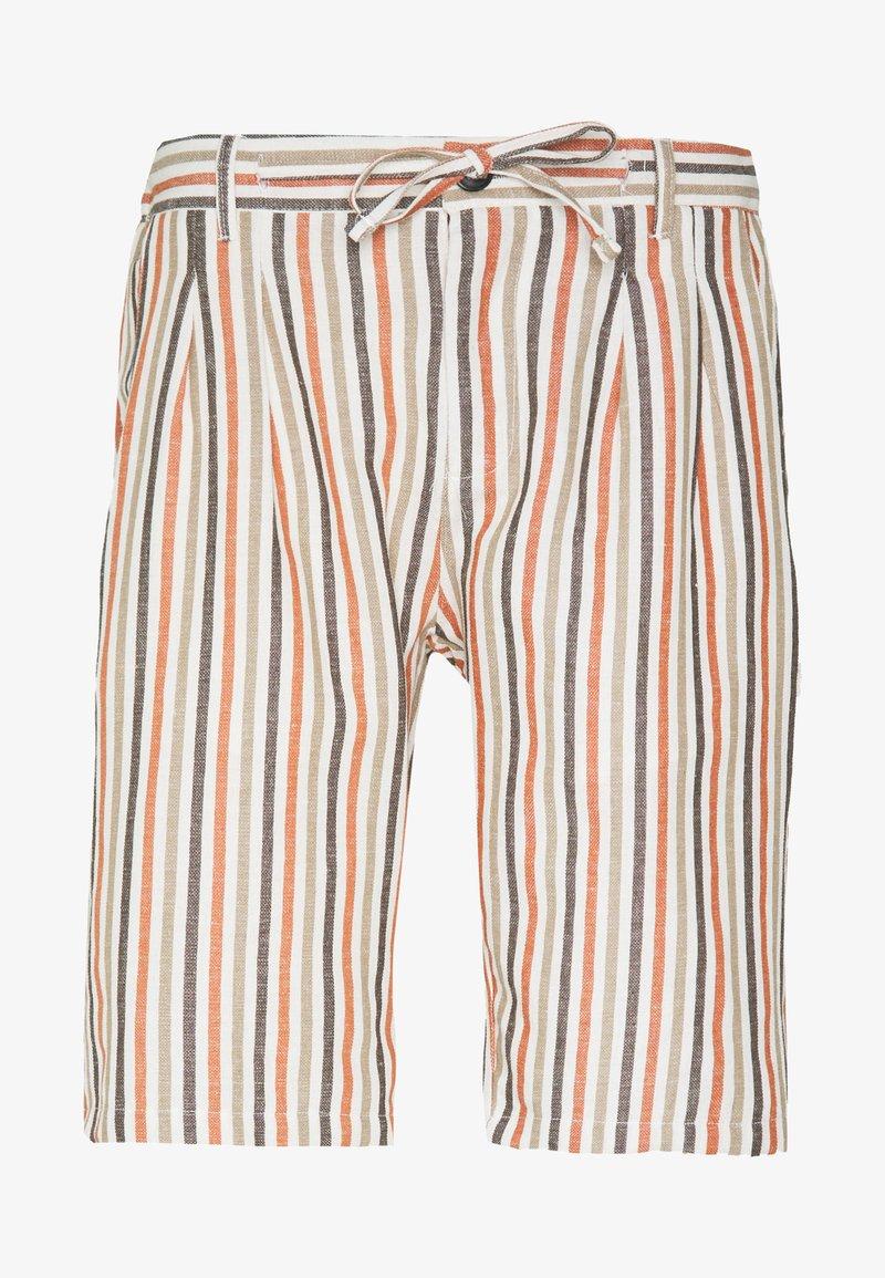 Gianni Lupo - SHORTS - Shorts - beige