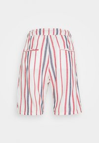 Gianni Lupo - Shorts - off-white/red - 1
